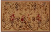 Hand Woven Aubusson Tapestry 2113B-2