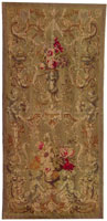 Hand Woven Aubusson Tapestry 2113G