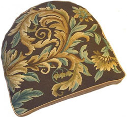 Acanthus Aubusson Chair Cushion
