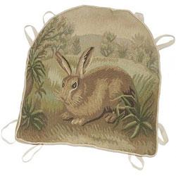 Hare Aubusson Chair Cushion