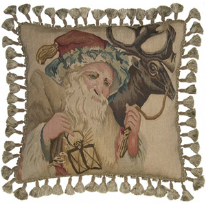 Old World Christmas Collection - Aubusson Pillow DL11B
