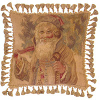 Old World Christmas Collection - Aubusson Pillow DL11