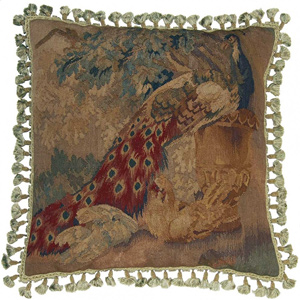 Old World Christmas Collection - Aubusson Pillow DLH11B