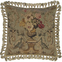 Old World Christmas Collection - Aubusson Pillow DLH1