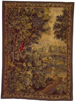Hand Woven Aubusson Tapestry DLT06
