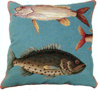 Colonial Williamsburg Collection - Saltwater Fish #1