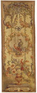 Hand Woven Aubusson Tapestry QDE015A