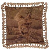 Old World Collection - Aubusson Pillow DL95
