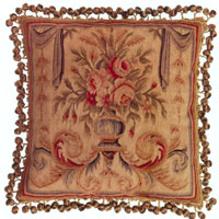 Old World Collection - Aubusson Pillow HY1